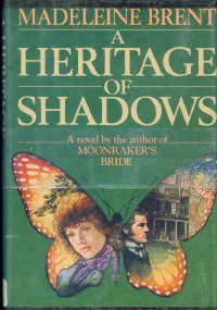 book cover of A Heritage of Shadows