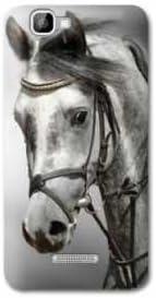 Coque Wiko Rainbow / Rainbow 4G animaux - - cheval: Amazon.fr ...