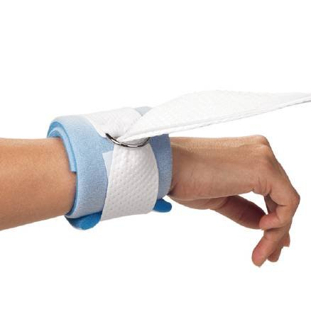 DeRoyal Ankle / Wrist Restraint Procare Secure-AllTM One Size Fits Most Tie Strap 2-Strap