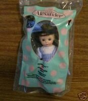 McDonald's Madame Alexander 2007 Dorothy Wizard of Oz Doll by Madame Alexander