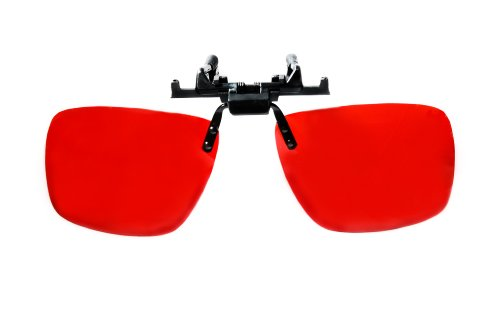 Sew Red Clip Glasses Evaluator product image