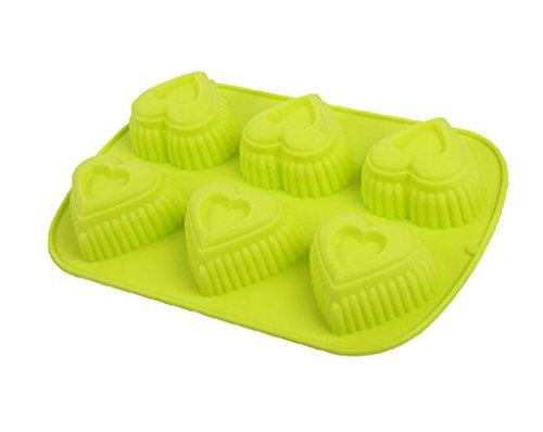 Heart Shaped Baking Tray - 9