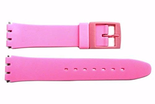 ink 17mm Plastic Watch Band Fits Original Gents and Lady Models ()