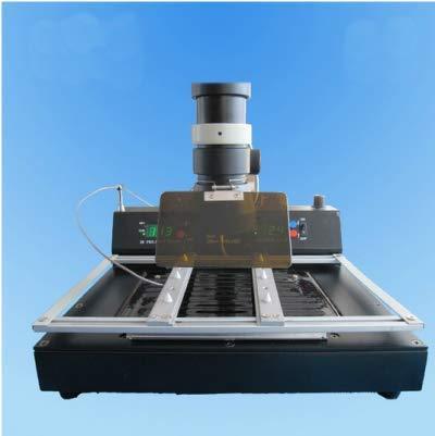 Estación de soldadura por infrarrojos IrDA GOWE soldador para ordenador reparación reballing máquina