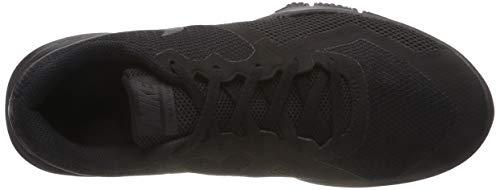 Basses Sneakers Noir Control 001 Black NIKE Homme Flex Anthracite II wIZxFqT