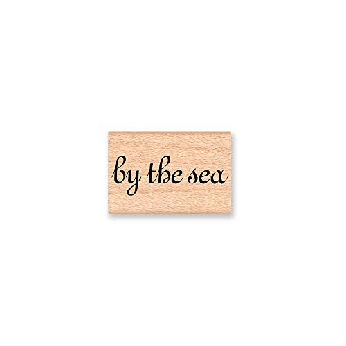 Mildred Rob Rubber Sign SEA The sea Ocean Beach Saying Sentiment Love The Ocean Summer sea Water Shells Vacation Beachwood