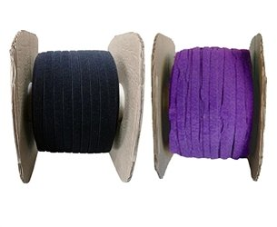 W-60-1SP-BK Rip-Tie 1/2 inch x 600 ft Wrap-Strap