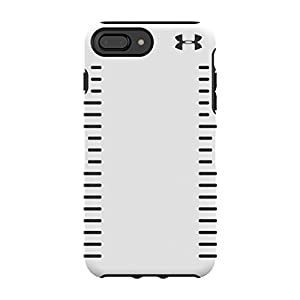under armour iphone 8 plus case. under armour ua protect grip case for iphone 8 plus - also compatible with 7 plus, 6+/6s+ white / black iphone
