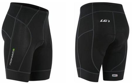 Louis Garneau 2011 Men's Kyo 2 Cycling Shorts - 1050377 (Black - XL)