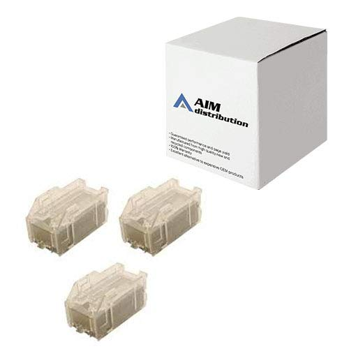 - AIM Compatible Replacement for Sharp P1 Copier Staple Cartridge (3/PK-5000 Staples) (MX-SCX1) - Generic