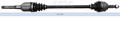 USA Industries AX6526 6526 REMAN CV SHAFT/AXLE