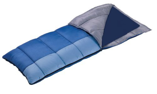 Brolly Sheets Children's Waterproof Sleeping Bag Liner - Navy by Brolly Sheets