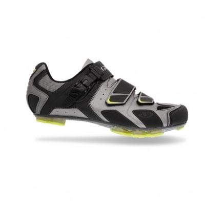 Giro Bike Shoes Gauge Titanium/Charcoal 41.5 2012 by Giro