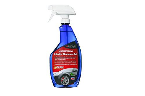Ultima Interior No Rinse Shampoo & Gentle Cleaner Gel for Interior Finishes on Auto, Truck, RV, 22 oz. Interior Finish