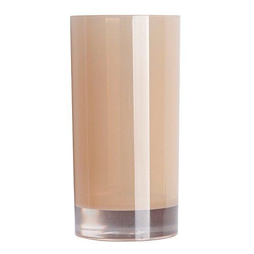 Excelsa Linea Bagno Bicchiere Portaspazzolini, Plastica, Crema Bergamaschi & Vimercati EX46889 bicchieri; porta; spazzolini