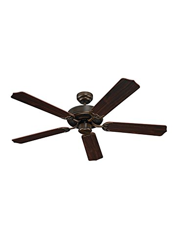 (Sea Gull Lighting Quality Max Plus 52 in. Indoor Ceiling Fan with Light Kit)