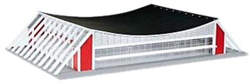 herpa Wings 1/500 Memmingen Airport Building Set (Airport Building/Scene mat)