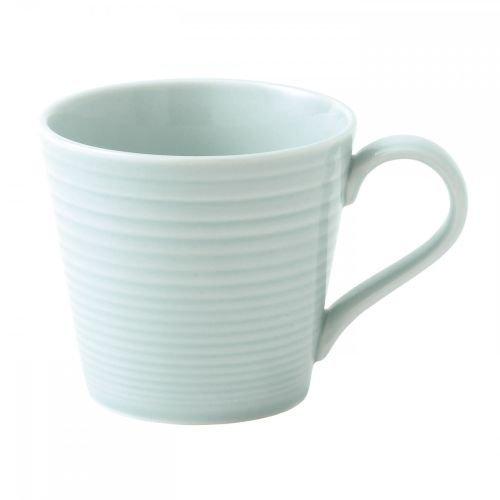 Gordon Ramsay by Royal Doulton Maze Blue Mug, 16-Ounce (Maze Blue)
