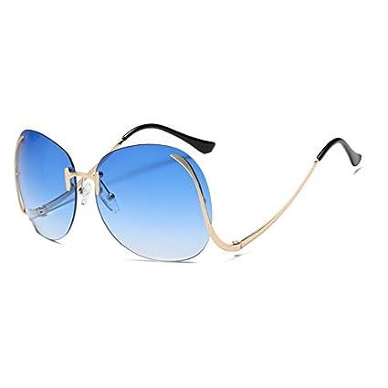 Amazon.com: RedSonics Gafas de sol sin borde para mujer ...