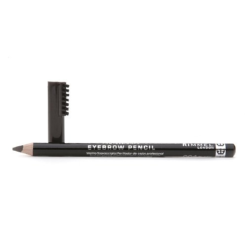 Rimmel Professional Eyebrow Pencil, Black Brown 004 1 ea