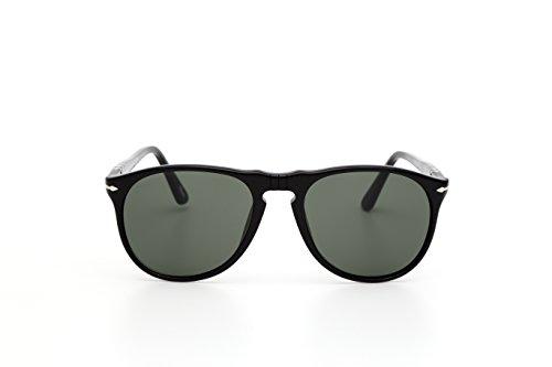 Unisex Black Persol Gafas de Adulto Sol wpp0vqt