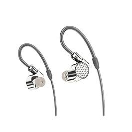 Sony IER-Z1R Signature Series in-Ear Headphones (IERZ1R),Black/Silver