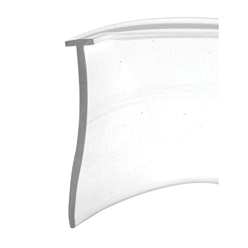 Prime-Line Products M 6211 Shower Door Bottom Seal, 36-Inch, Clear ()