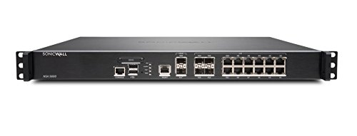 SonicWALL NSA 5600 Network Security/Firewall Appliance