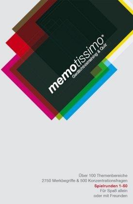 memotissimo: Gedächtnistraining & Quiz
