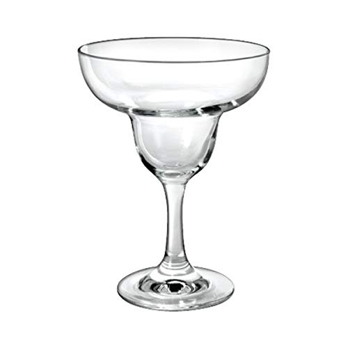 Vikko 10 Ounce Margarita Glasses Dishwasher Safe Great Gift Idea Set of 6 Clear Glass Margarita Glasses Weddings and Everyday Perfect for Parties Thick and Durable Classic Shape