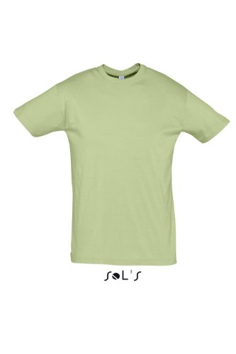 Sols - Regent - Unisex Rundhals T-Shirt , Lime , M