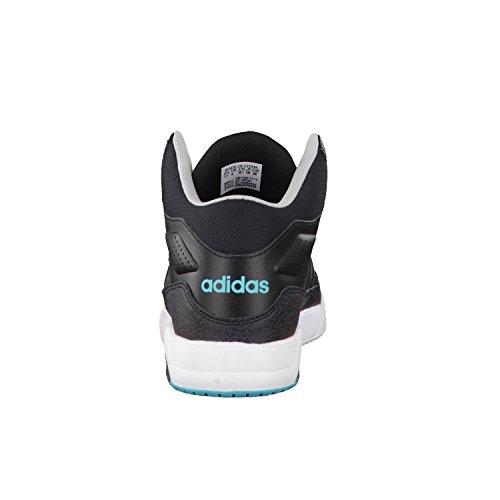 Play9tis Zapatillas Verimp Para Negbas Deporte W De Negro Mujer Adidas negbas 1gqfTxwd1