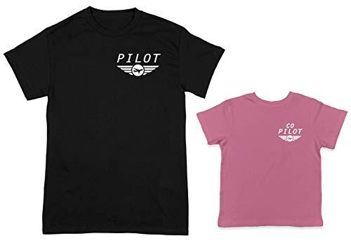 Pilot/Co-Pilot 2-Pack Toddler & Men