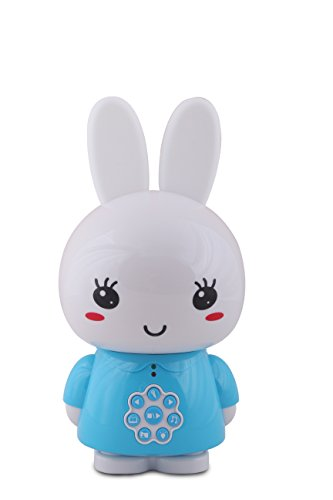 Alilo G6 Honey Bunny 4GB Children's Digital Player, Blue