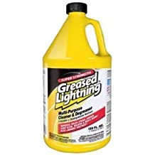 Greased Lightning 204HDT All Purpose Cleaner/Degreaser 128 oz by Cleaning