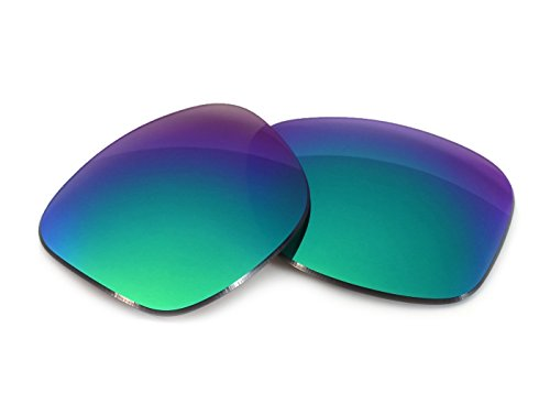 FUSE Sapphire Mirror Polarized Lenses for Oakley Jupiter - Jupiter Polarized Squared