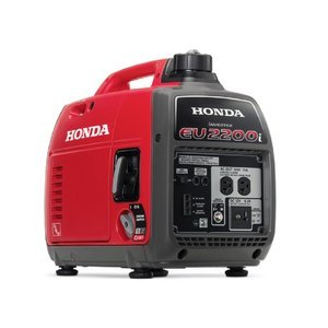 Review Honda EU2200i 2200-Watt 120-Volt