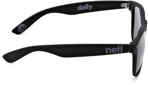 Neff Pouch And Unisex With Sunglasses Cloth Women Daily For Black Matte Men Shades rqASr