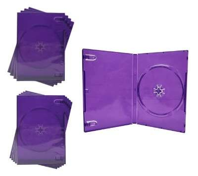 Video Games & Consoles 25 Xbox 360 Kinect Replacement Transparent Cases Boxes Purple