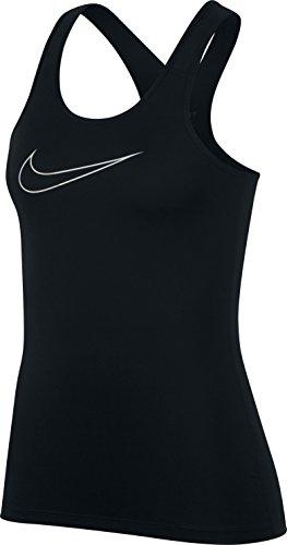 Nike Victory Camiseta sin mangas negro/blanco
