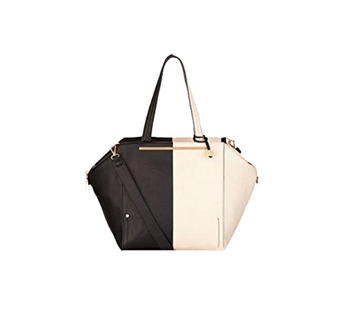 'asher' Fendi Inspired Large Grab Bag With Adjustable Shoulder Strap Fiorelli-8164