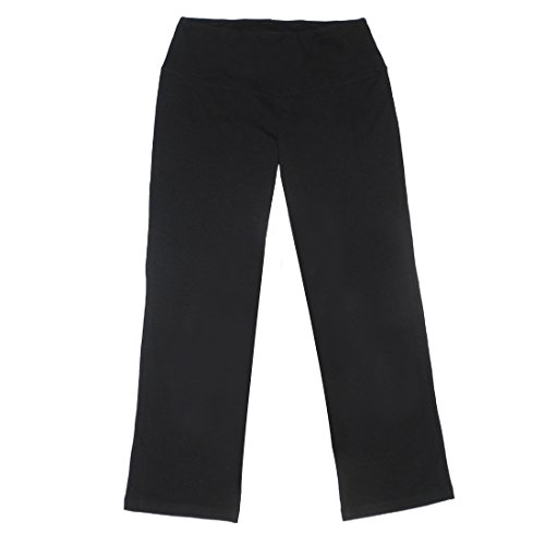 plus-size-bally-total-fitness-womens-casual-wear-lounge-pants-yoga-pants-1x-black