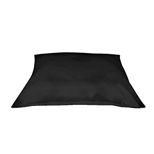 Betty Dain Satin Pillowcase Standard Black Set Of 2