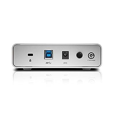 G-Technology G-Drive USB 3.0 2TB External Hard Drive