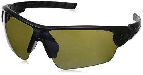 Under Armour Rival 8600090-010931 Shield Sunglasses, Satin Black/Charcoal Gray, 42 - Express Mens Sunglasses