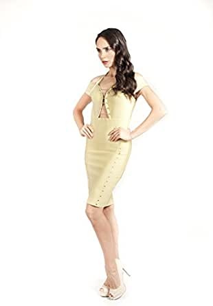 Vestido SOHO Verde talla 3