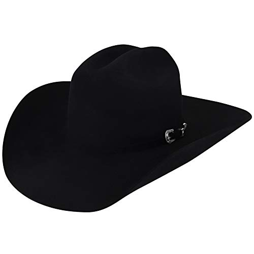 Bailey Western Men MCQ 4X Western Hat Black 6 7/8