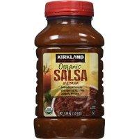 - Kirkland Signature Organic Salsa, Medium, 38 oz (Pack of 2) have a problem Contact 24 hour service Thank You