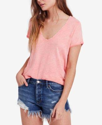 Free People Women's Saturday Tee Olive X-Small