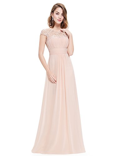 Top 10 recommendation blush gown with sleeves for 2019